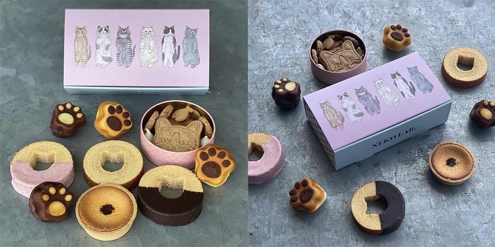 クッキー缶パッケージイラスト365cat.art